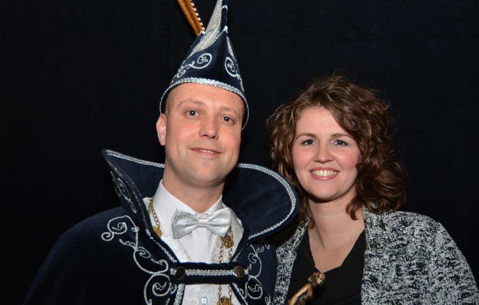 Prins Robert I en Prinses Sabine
