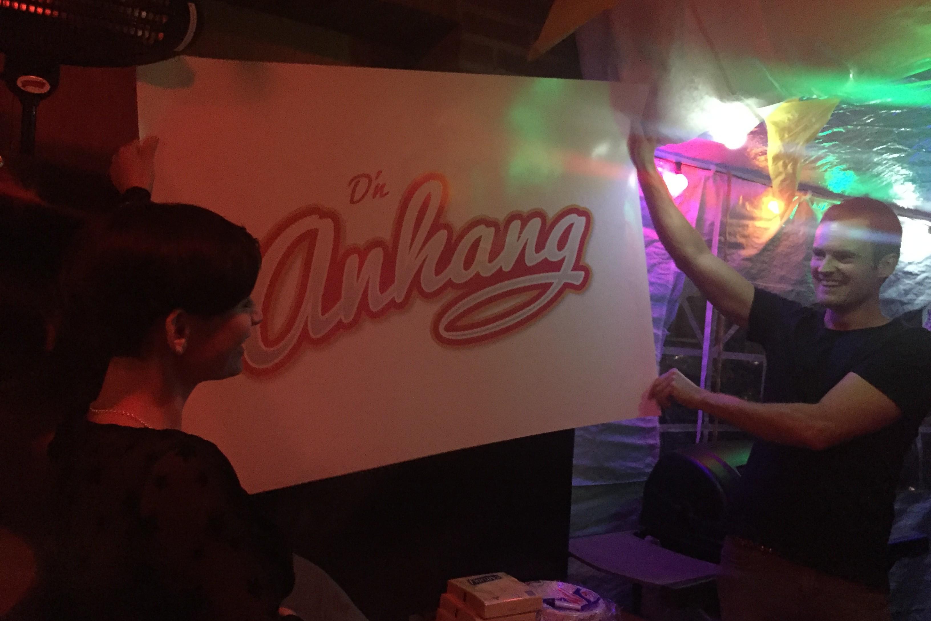 Nieuw logo D'n Anhang onthuld